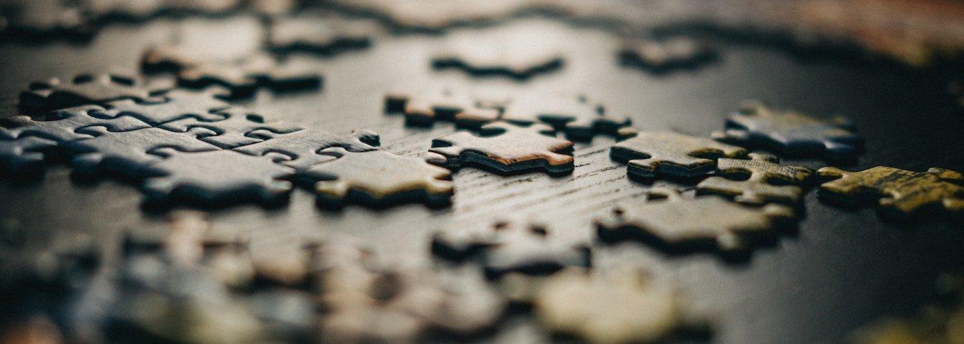 The Grape & The Jigsaw